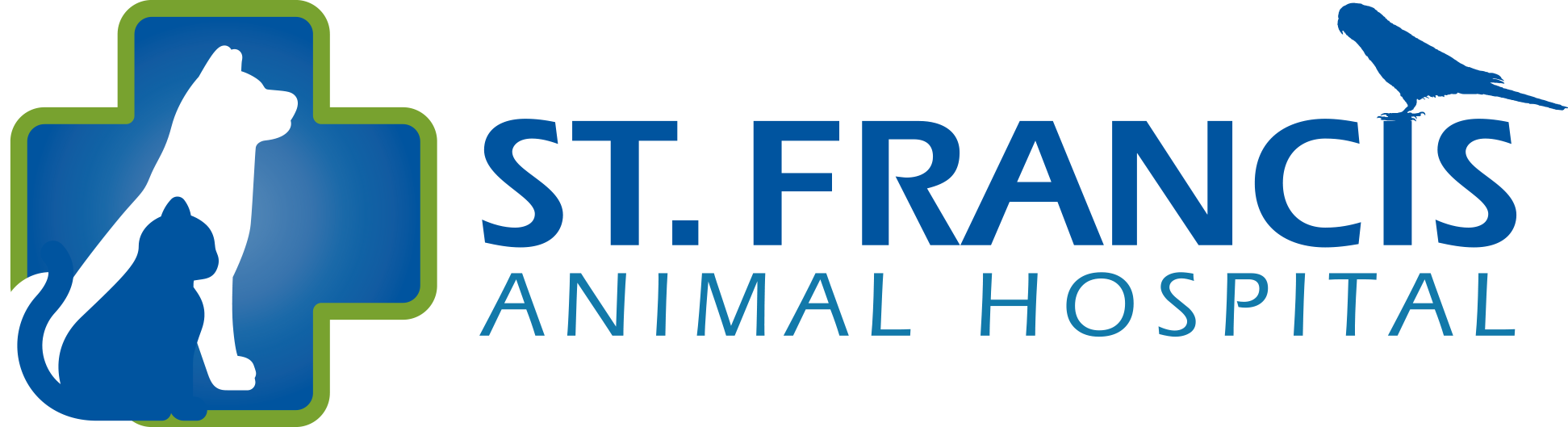 St. Francis Animal Hospital logo